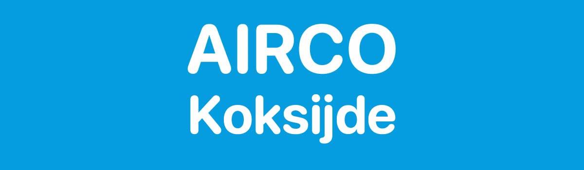 Airco in Koksijde