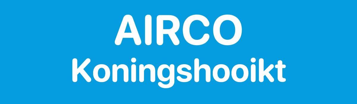 Airco in Koningshooikt