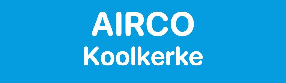 Airco in Koolkerke