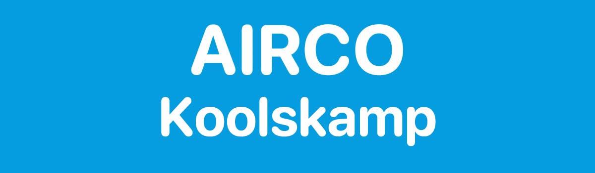 Airco in Koolskamp