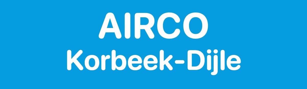Airco in Korbeek-Dijle