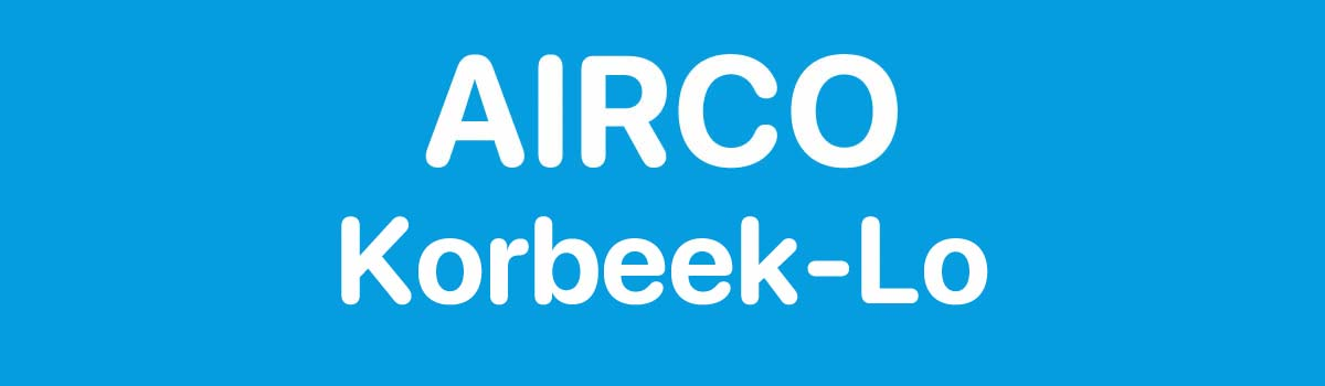 Airco in Korbeek-Lo