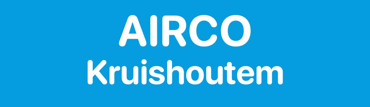 Airco in Kruishoutem