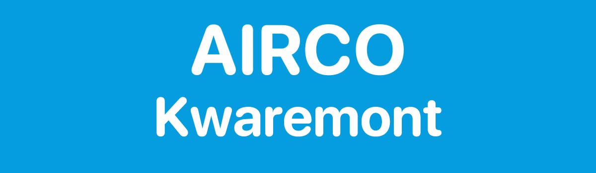 Airco in Kwaremont