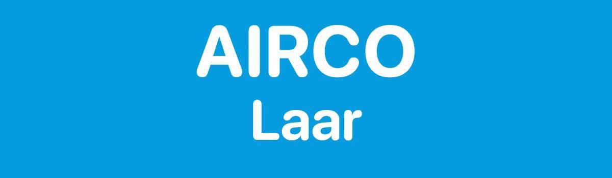 Airco in Laar