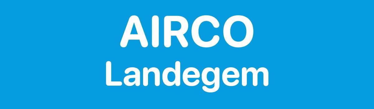 Airco in Landegem