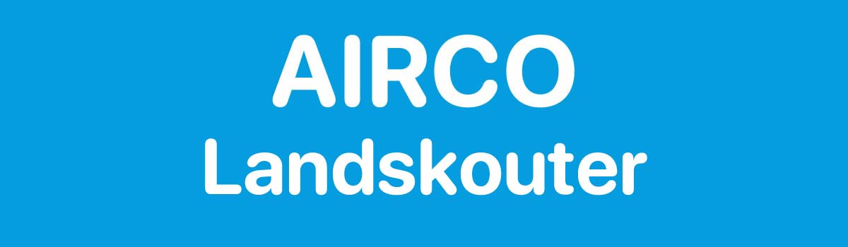 Airco in Landskouter
