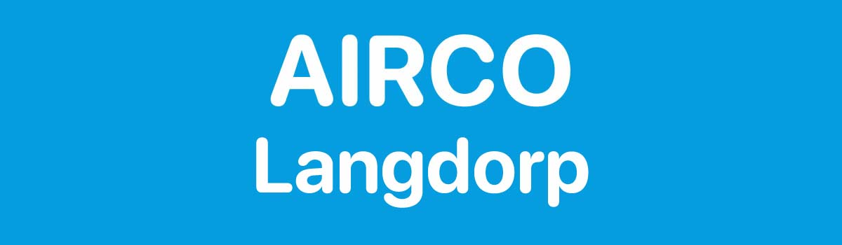 Airco in Langdorp