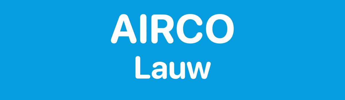 Airco in Lauw
