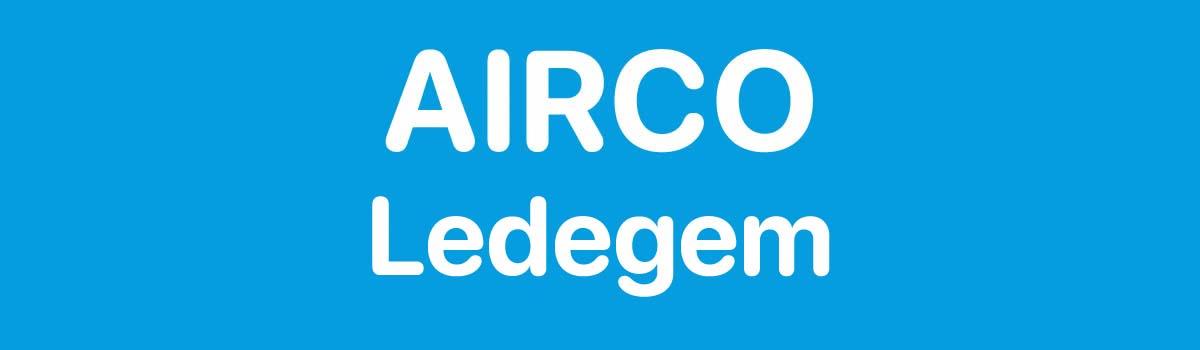 Airco in Ledegem