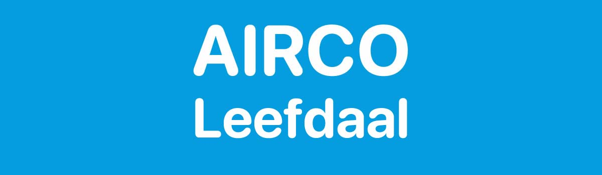 Airco in Leefdaal