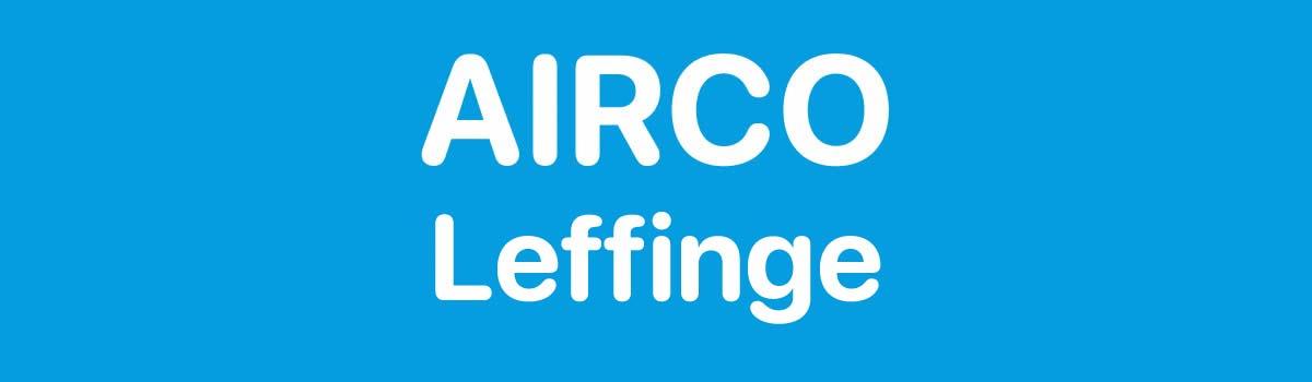 Airco in Leffinge