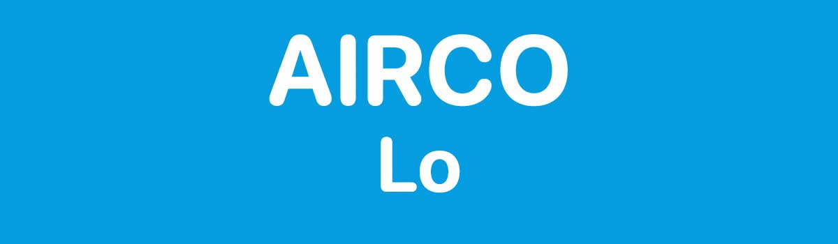 Airco in Lo