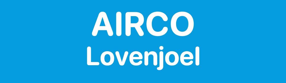 Airco in Lovenjoel