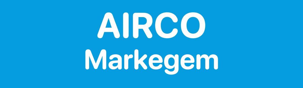 Airco in Markegem