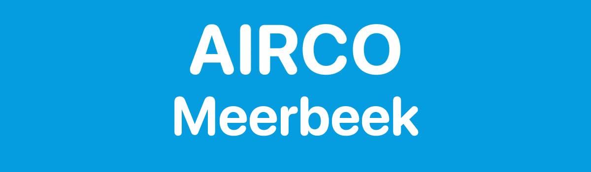 Airco in Meerbeek