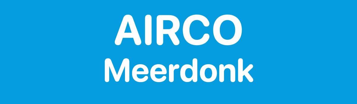 Airco in Meerdonk