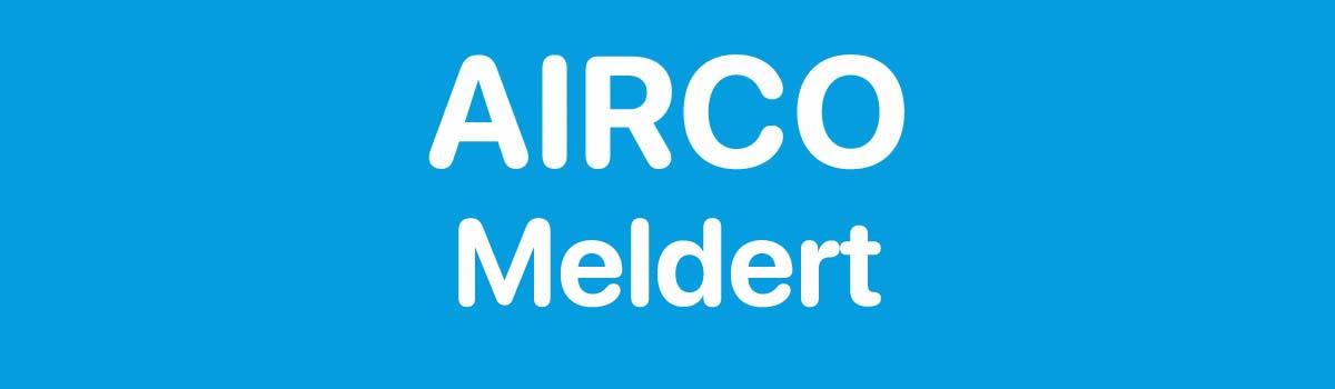 Airco in Meldert