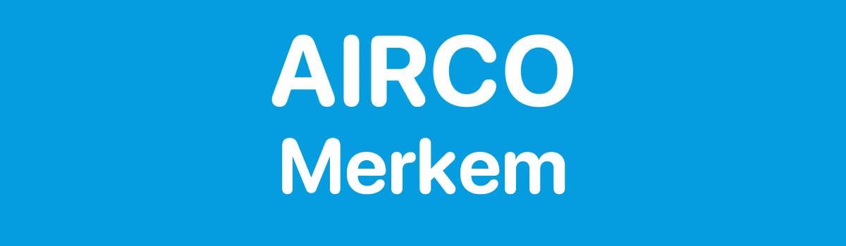 Airco in Merkem
