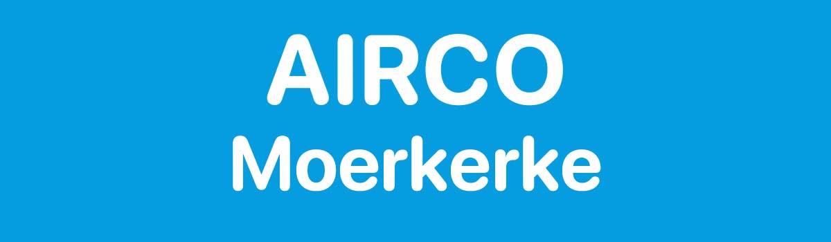 Airco in Moerkerke