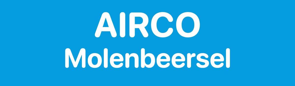 Airco in Molenbeersel