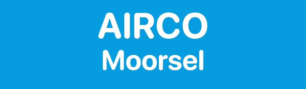 Airco in Moorsel