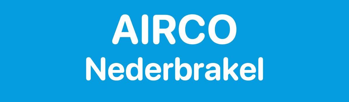 Airco in Nederbrakel