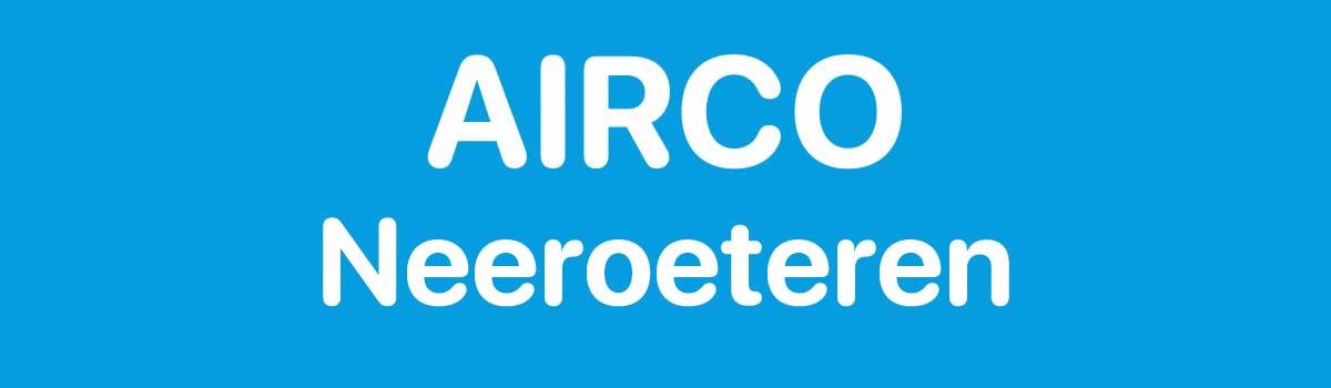 Airco in Neeroeteren