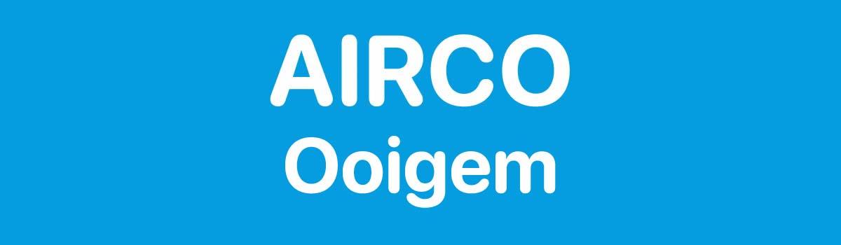 Airco in Ooigem