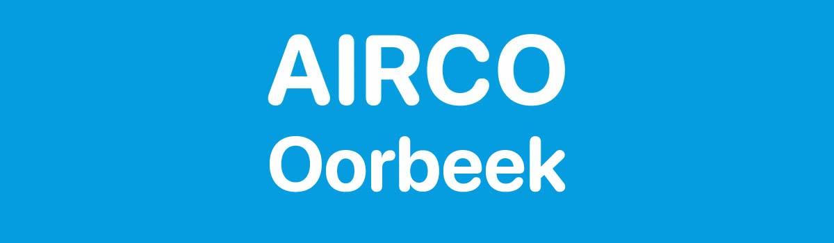 Airco in Oorbeek