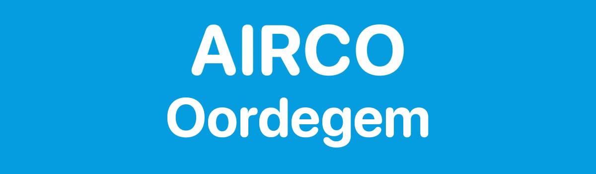 Airco in Oordegem
