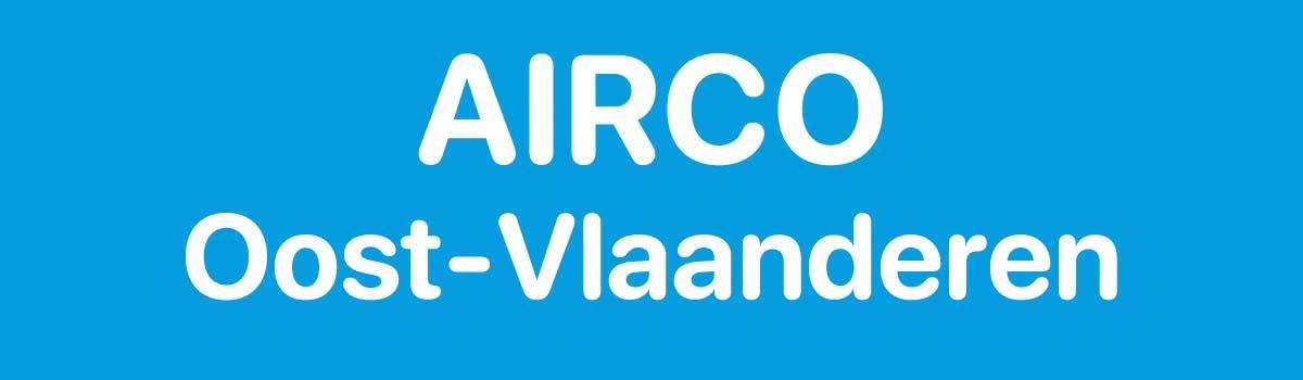 Airco in Oost-Vlaanderen