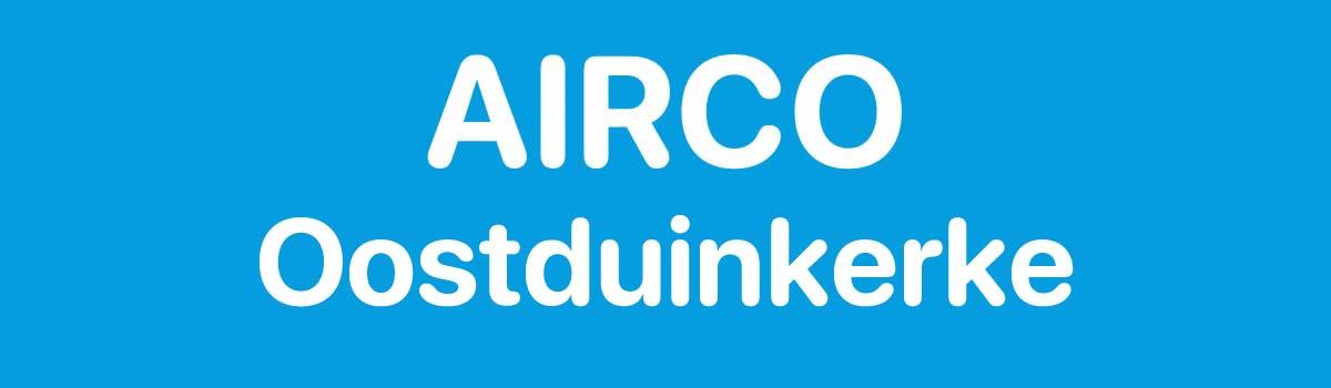 Airco in Oostduinkerke