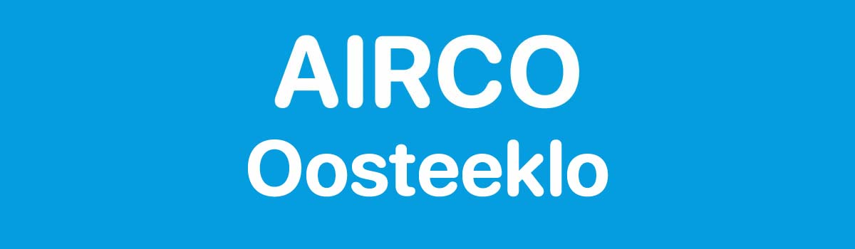 Airco in Oosteeklo