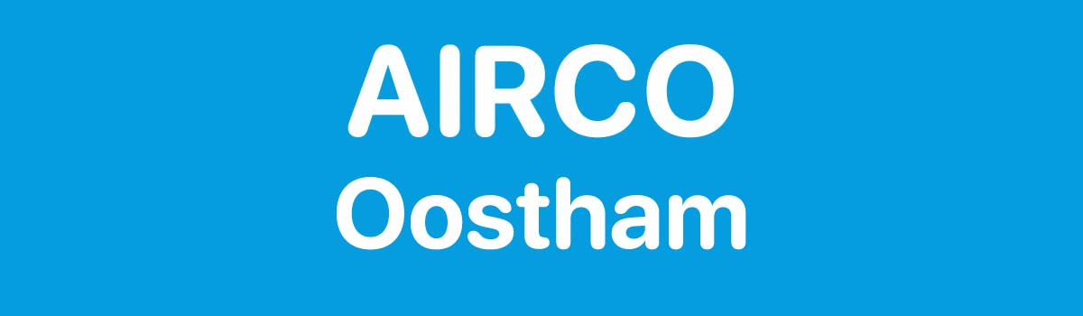 Airco in Oostham