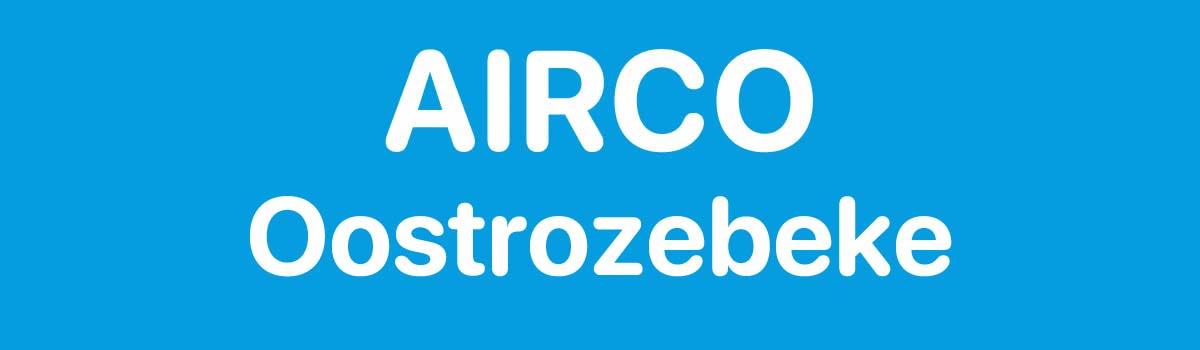 Airco in Oostrozebeke
