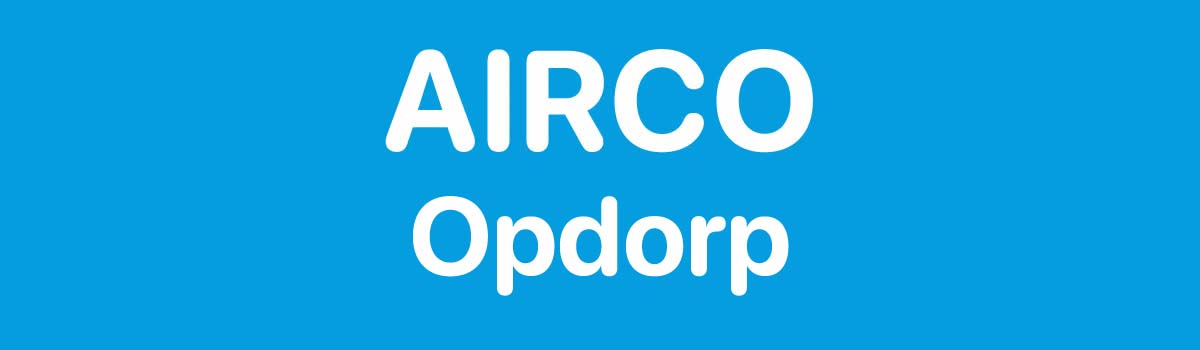 Airco in Opdorp