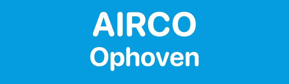Airco in Ophoven