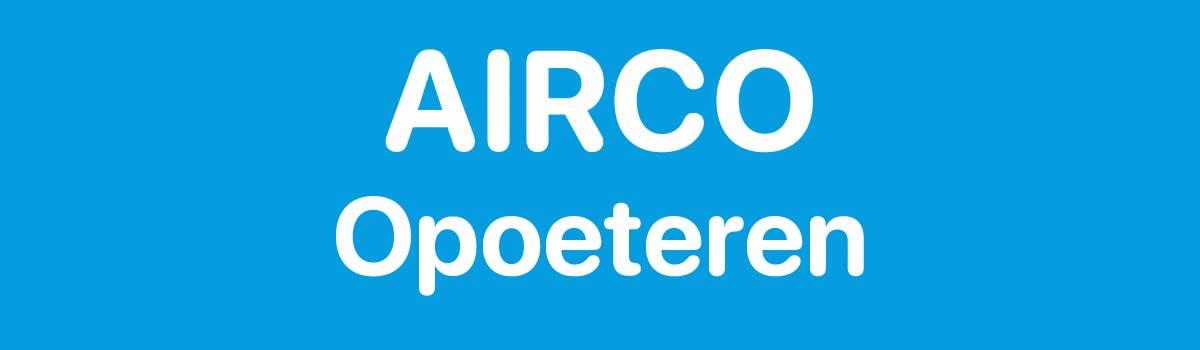 Airco in Opoeteren