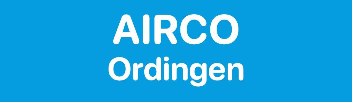 Airco in Ordingen