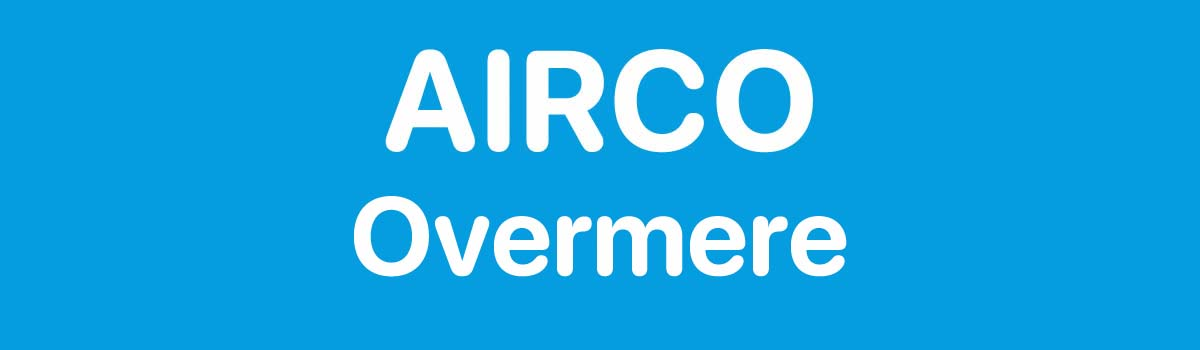 Airco in Overmere