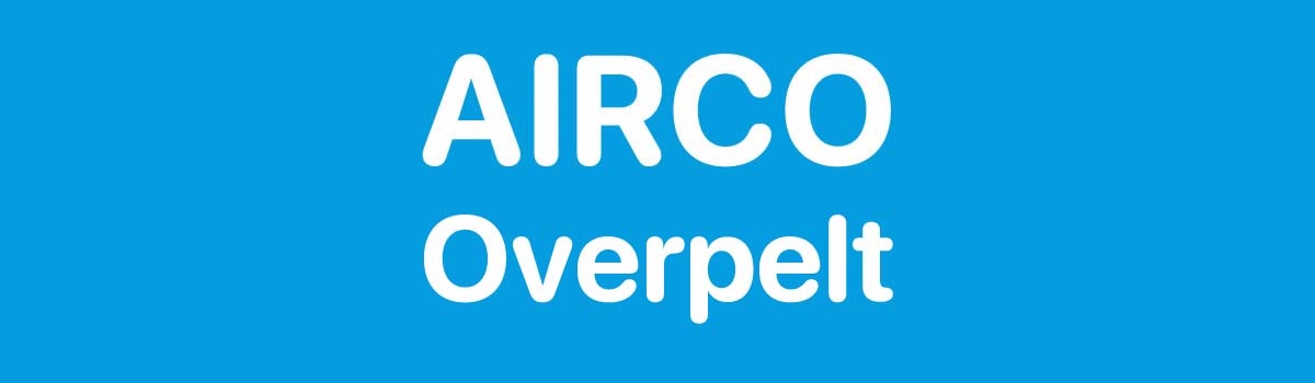 Airco in Overpelt