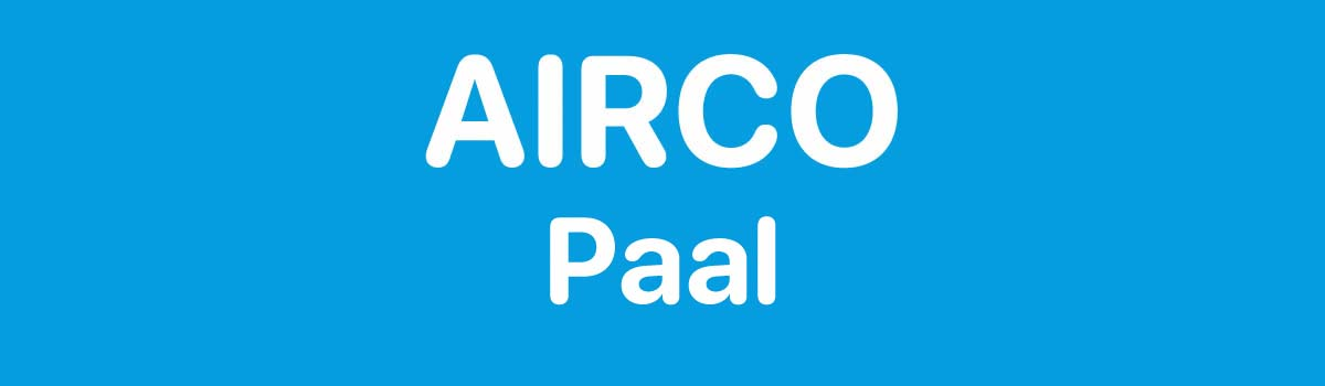 Airco in Paal