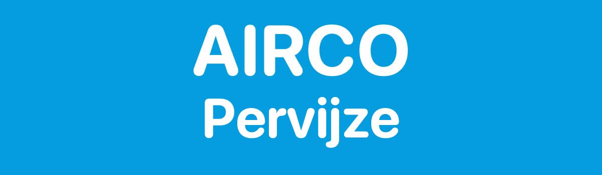 Airco in Pervijze
