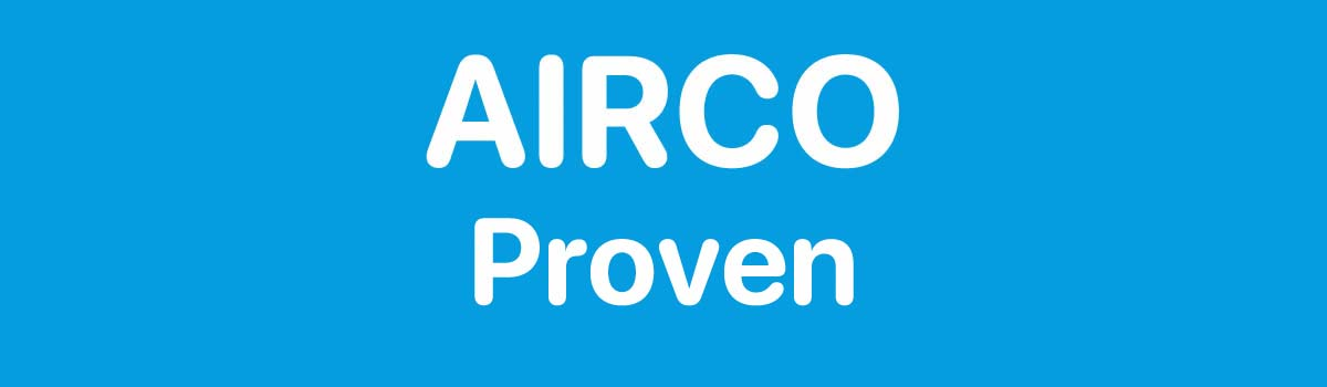 Airco in Proven