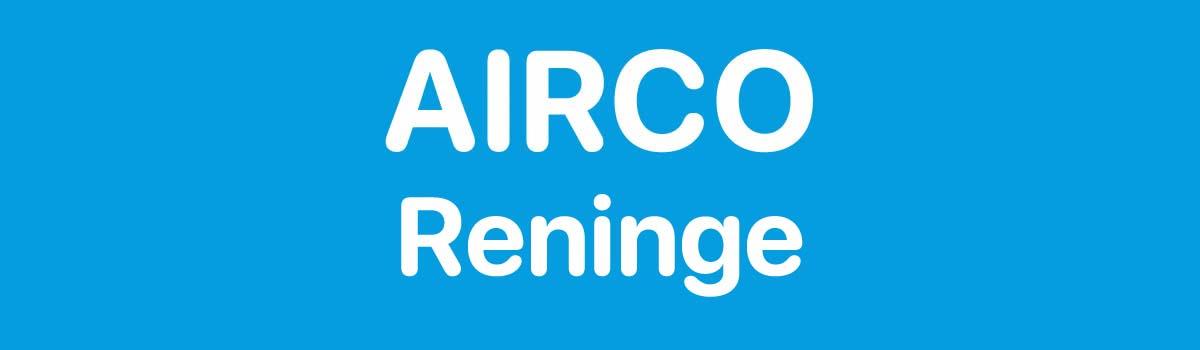Airco in Reninge