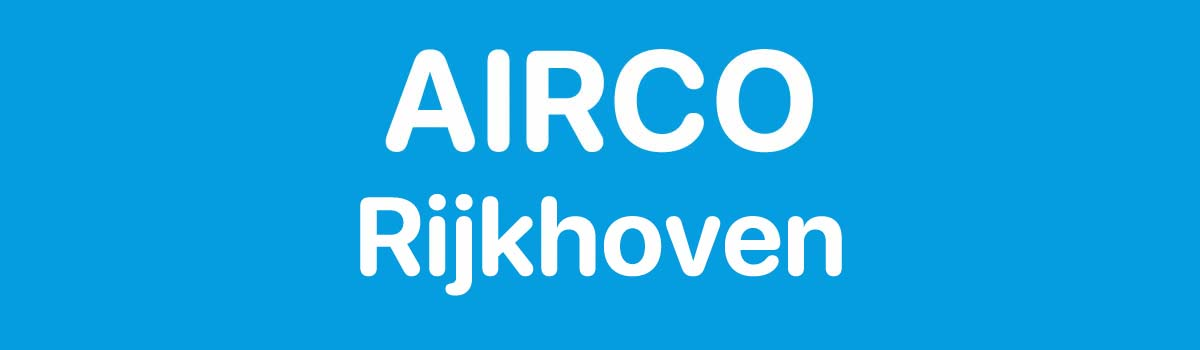 Airco in Rijkhoven