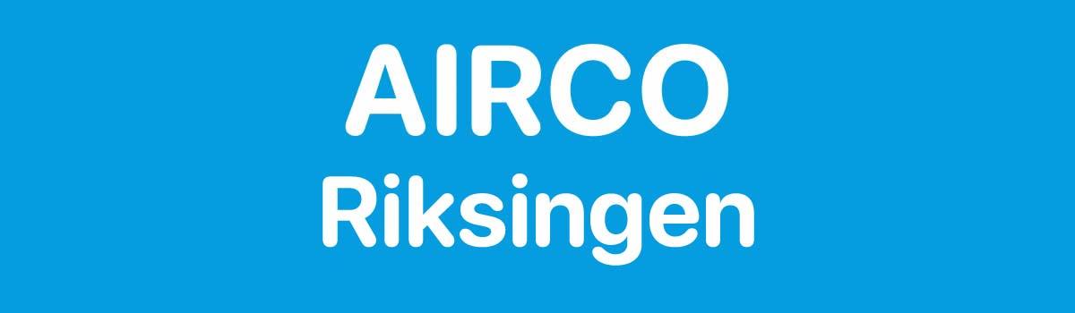Airco in Riksingen