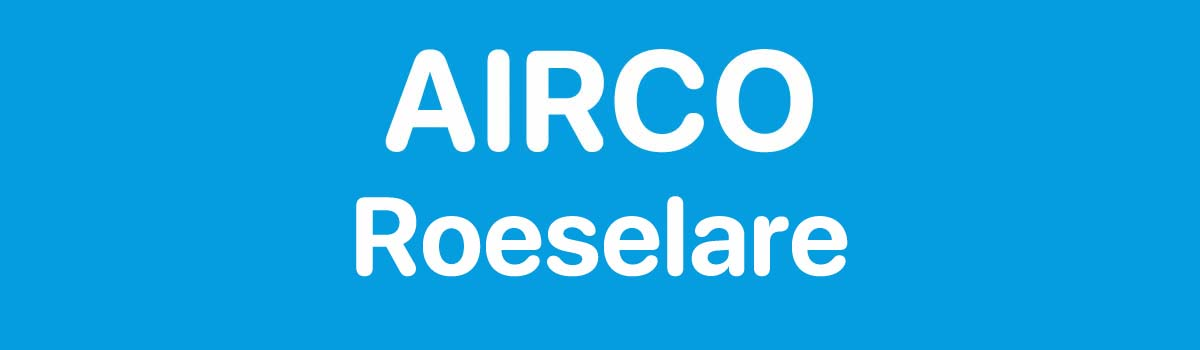 Airco in Roeselare