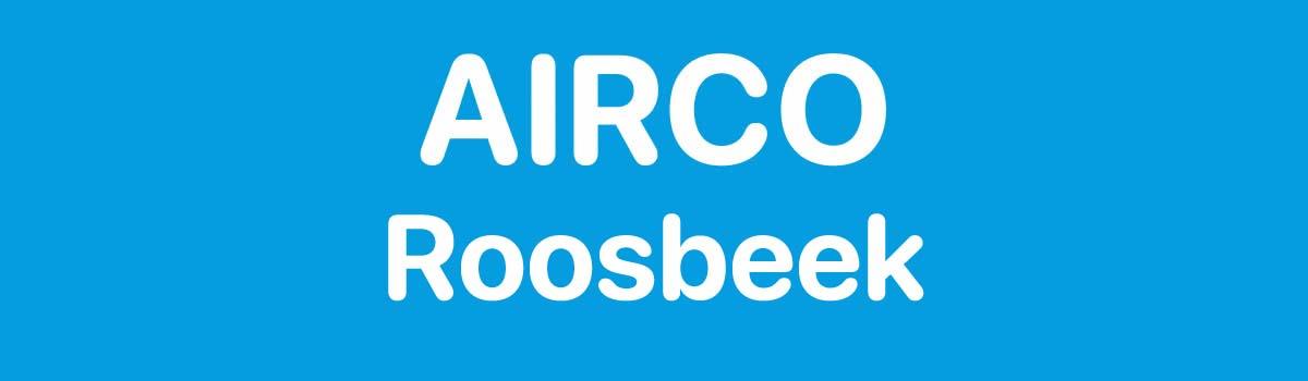 Airco in Roosbeek